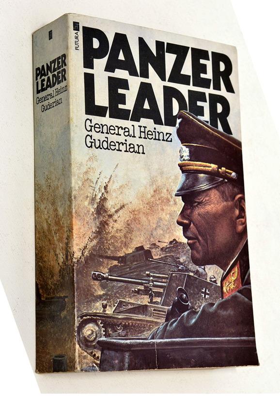 Panzer leader by heinz guderian essay