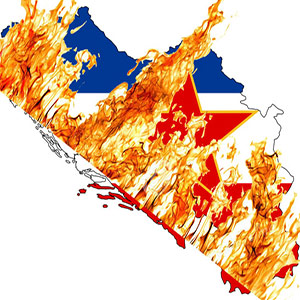 JUGOSLAVIJA 1991-2001