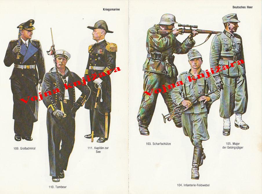 Uniformen 3 Reich